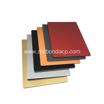 OEM Service High Standred Exterior Aluminum Cladding