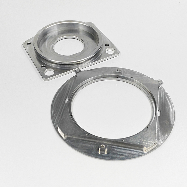 CNC Milling Aluminum for Auto Parts
