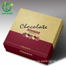 handmade paper chocolate boxes chocolate packaging box