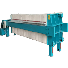 Automatic Programme Controlled Filter Press For Industrial