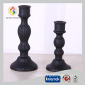 Elegant Candlestick Glass Candle Holder