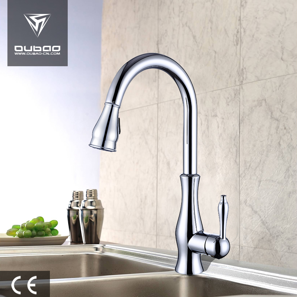 Kitchen Tap Mixer Pull Out