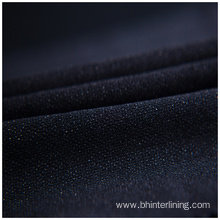Customized for Apparel Interfacing Tricot Warp Knitted woven Fusible clothing Interlining export to Sierra Leone Factories