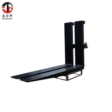 Manufactuer standard 655mm high  hook type pallet forks for sale