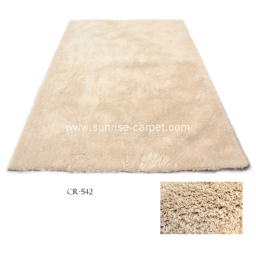 Microfiber Thin Yarn Shaggy Carpet