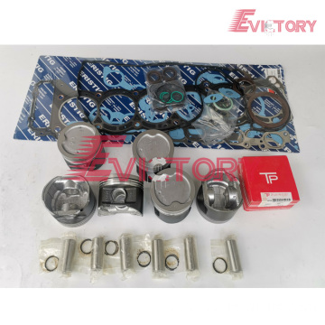 TOYOTA  engine parts piston 12Zpiston ring