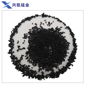 Column activated carbon in electric power industry