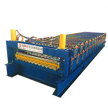 IBR Roll forming machine for roofing sheet