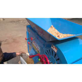 Rice Corn Grain Winnower Cleaning Winnowing Machine