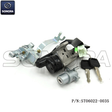 ZNEN Spare Part ZN50QT-A Lock Set (P/N:ST06022-0035) ORIGINAL QUALITY