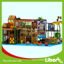 20 Years Factory for Kids Indoor Play Set 2015 new inside playground equipment supply to Ireland Manufacturer