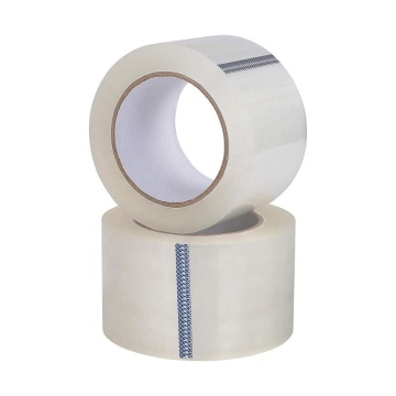 Heavy duty packaging tape low noise bopp adhesive tape