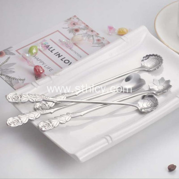 Creative Tableware Stainless Steel Ice Spoon
