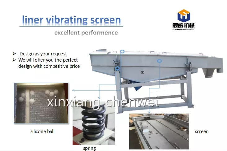 Linear Vibration Screen