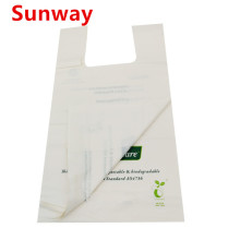 China for Biodegradable Poly Bags Printed Biodegradable Shopping Bags supply to Netherlands Supplier