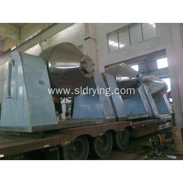 Ternary material Double Cone Rotary Vacuum Dryer