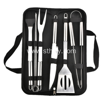 9PCS BBQ Grill Accessories Tools Set