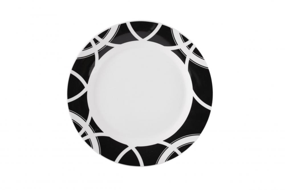 Porcelain 10.5 Dinner Plate 9 dinner plate 7.5 side plate