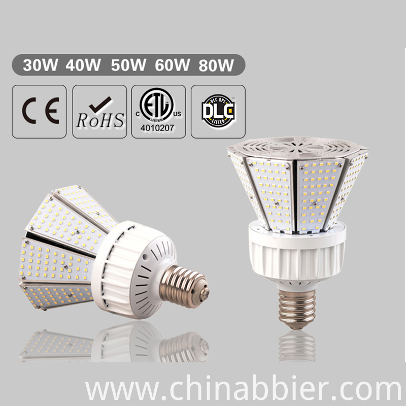 Metal Halide to Led