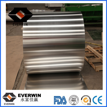8011 O One Side Bright Aluminium Household Foil