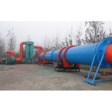 Kopi Clay Rotary Disc Dryer