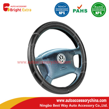 Big Discount for Classic Car Steering Wheel Covers Black Steering Wheel Cover export to Congo, The Democratic Republic Of The Manufacturers