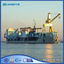 Factory Supplier for Sand Pump Cutter Suction Dredger Cutter suction dredger operation export to Aruba Factory