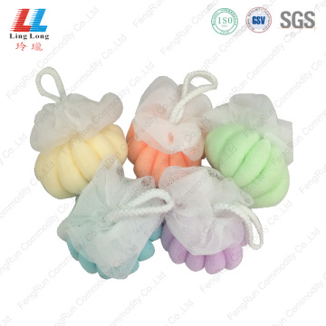 body scrubber shower puff bath sponge wholesale