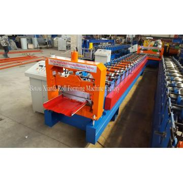 Hydraulic Self-locking Metal Sheet Roof Roll Forming Machine