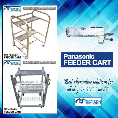 Panasonic Feeder Carts