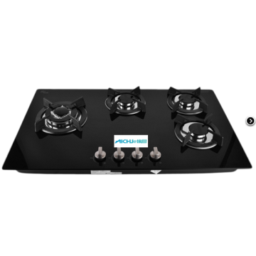 Toughened Glass Working Top Hob 3 Burner