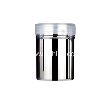 304 Stainless Steel Fancy Powdered Barbecue Seasoning Jar