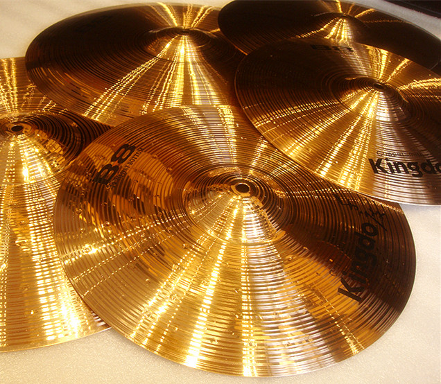 Percussion Instruments Cymbals Set