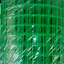 Decoration PVC Coated Welded Wire Mesh