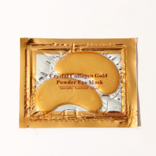 Good Quality for Pads For Eyelash Extension Oem hot selling beauty golden collagen eye patch export to Cote D'Ivoire Manufacturer