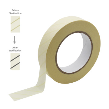 EO& Steam  Disposable Sterilization Indicator Tape