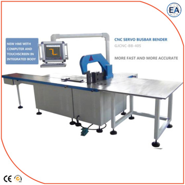 Busbar Bending Machine With Computer Controller