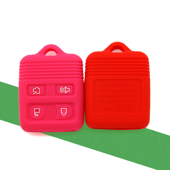 Car accessory- Magnetic hollow Key Cover For Ford -is no harm and environmentally friendly.When you hold a Silicon Key protector For Ford in your hand,it feels soft ,smooth and light.You will love Ford silicon key case when you have it.