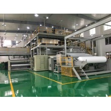 1.6m SSS non woven fabric making machine