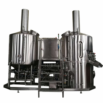 Custom Built Premium Beer Brewing Equipment