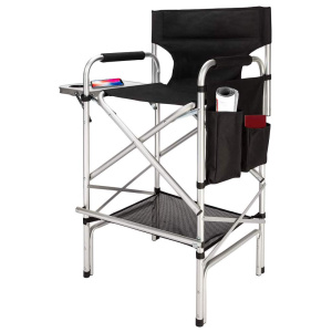 Upgraded Portable Makeup Artist Chair Bar