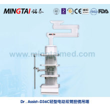 Hospital electro light medical pendant