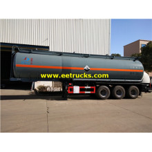 34 CBM Tri-axle Ammonia Transport Trailers