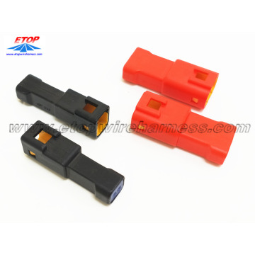 Waterproofing JWPF Disconnectable connectors