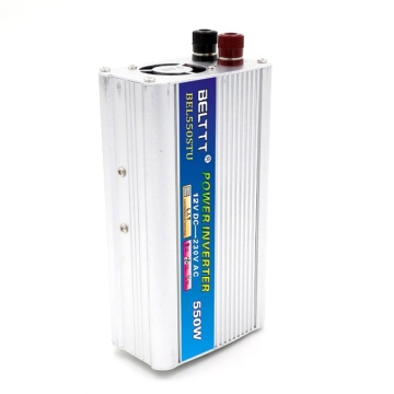 Belttt 550W DC to AC Power Inverter USB
