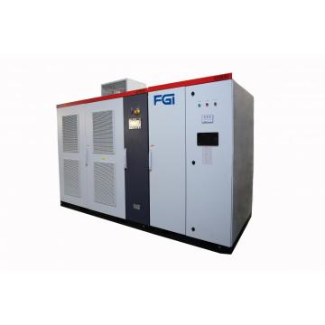 High Performance 3kV Medium Voltage Motor Drives