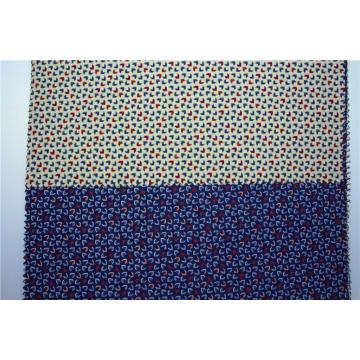 Print fabric T/C 65/35 shirting fabric