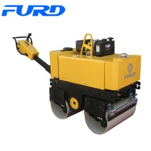 Walk Behind Push Roller Compactor with Double Drum