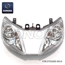 BAOTIAN SPARE PART BT49QT-20bB4 Head light (P/N:ST02000-0014) Top Quality