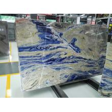 Big whole blue sodalite slab